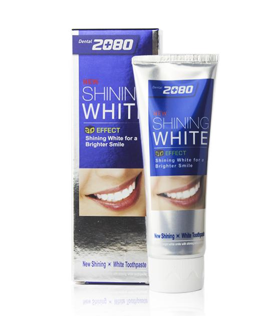 Kem đánh răng 2080 3D (làm trắng răng cao cấp)
