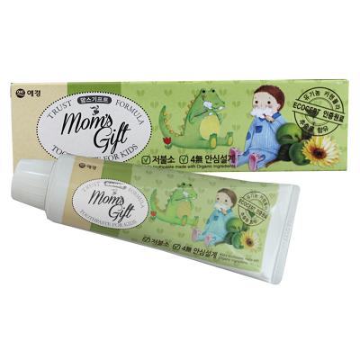 Kem đánh răng Mom's Gift Apple for Kids (táo)