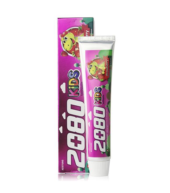 Kem đánh răng 2080 Kid's cho trẻ em (hương dâu)